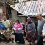 9 kişilik aile bayram öncesi evsiz kaldı