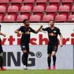 RB Leipzig deplasmanda gol oldu yağdı