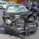 AK Partili Milletvekili Atilla Ödünç trafik kazasında yaralandı