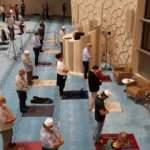 Almanya'da bu yılki ramazanın ilk teravih namazı kılındı