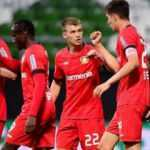 Leverkusen deplasmanda 'fark' yaptı