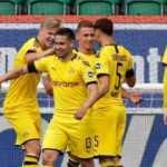 Borussia Dortmund seriye bağladı
