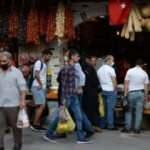 Diyarbakır'da bayram ve kısıtlama öncesi yoğunluk