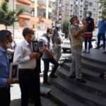 Evlat nöbetindeki babadan HDP'li vekile tepki!