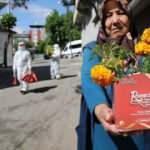 Gaziantep Büyükşehir'den bayram öncesi 10 bin aileye hediye paketi