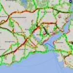 İstanbul'da trafik durma noktasına geldi!