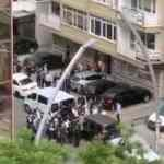 İzinsiz eylem yapan HDP'li gruba müdahale: 12 gözaltı