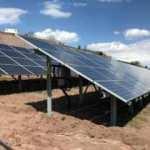 Karadeniz'in ilk ve tek güneş enerji sistemi için kurulum başladı