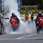 Kenan Sofuoğlu ve Toprak Razgatlıoğlu yarıştı!