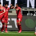 Leverkusen, M'gladbach'ı deplasmanda yıktı