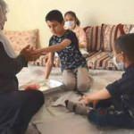 Mardin'in asırlık bayram geleneği yaşatılıyor