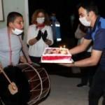 Otizmli Özcan'ın ramazan davulu hayali gerçek oldu