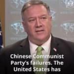 Pompeo: Çin'in salgınla mücadeleye verdiği katkı, dünyaya zararının yanında önemsiz