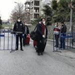 Sivas'ta karantinada tutulan 305 kişi tahliye edildi
