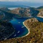 Sosyal mesafeli izole 'mavi tatil' yat turizmine yoğun ilgi