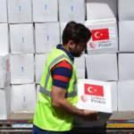 Türkiye'den ekonomik krizdeki Lübnan'a ramazan yardımı
