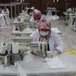 Yıllık hedef 540 milyon maske