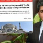 Sözcü'nün 'belediye cami sattı' yalanı elinde patladı