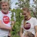 Eşi ile birlikte kornavirüsü yenen Kremlin Sözcüsü Peskov, ilk kez ortaya çıktı