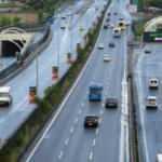 Avrasya Tüneli bir saat trafiğe kapatıldı