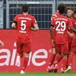 Bayern'i Dortmund da durduramadı