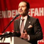 Fatih Erbakan: Darbeci zihniyetin kalıntıları devam ediyor
