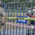 Gaziantep'te 'geçmiş olsun' karantinası