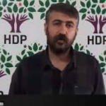 HDP'li İl Başkanı terör operasyonundan gözaltına alındı