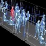 İngiltere'de metroda koronavirüs deneyi! 7 metrelik alanda herkese bulaşıyor