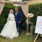 İslamı seçen Avusturyalı şampiyon dövüşçünün nişanlısı da Müslüman oldu