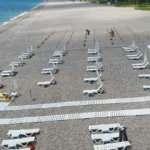 Konyaaltı Plajı hakkında her şey: Sosyal mesafeli plaj