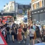 Londra'da ırkçılığa karşı protesto