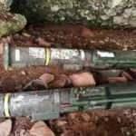 MSB duyurdu: Hakkari'de, 2 tanksavar füzesi imha edildi!