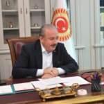 Mustafa Şentop'tan peş peşe kritik görüşmeler!