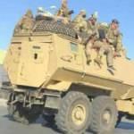 Yabancı askerleri Hafteri teker teker bırakıyor