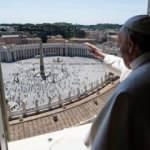 Papa Francis'den 3 ay sonra ilk kutsama
