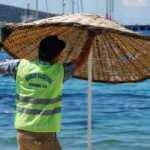 Plajlara koronavirüs ayarı