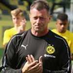 Dortmund Michael Skibbe ile yollarını ayırdı