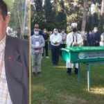 Şehit oğlunun doğum gününde hayatını kaybetti