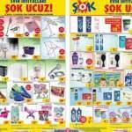 ŞOK 31 Mayıs aktüel ürünler kataloğu| Temizlik ürünleri ve elektrikli ev aletlerinde kampanya!