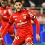 Yassine Benzia kaza geçirdi!