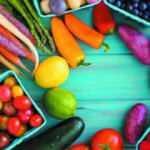 Mevsiminde beslenmenin önemi ve Haziran ayı sebze ve meyveleri...
