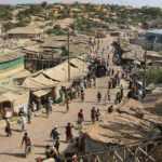 Arakanlı mültecilerin kampında ilk Kovid-19 kaynaklı ölüm