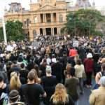 Avustralya'da ırkçılığa karşı dev protesto