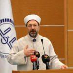 Diyanet İşleri Başkanı Erbaş'tan Güney Kıbrıs'taki cami saldırısına tepki!