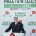 Erdoğan masaya vura vura söyledi! Kimseden dilenmeden kendimiz yapıyoruz
