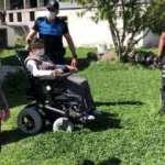 Filiz'in hayalini polisler gerçekleştirdi