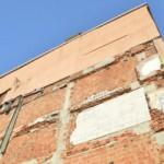 Binadan gelen sesler mahalleliyi sokağa döktü