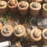 Irak'ın kuzeyinde çok sayıda mühimmat ele geçirildi