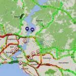 İstanbul'da trafik yoğunluğu yüzde 65'e ulaştı